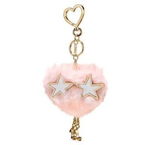 Victoria's Secret Fashion Show Pom Pom Keychain
